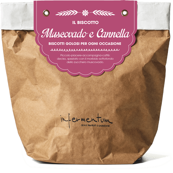 Il Biscotto Muscovado e Cannella