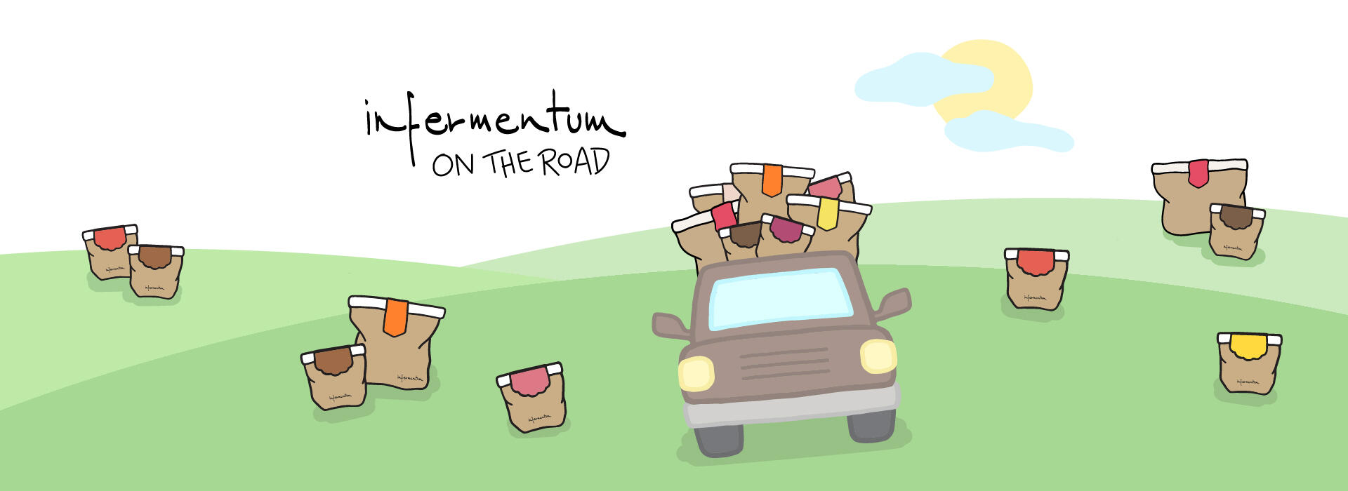 Infermentum on the road 2021
