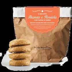 Il Biscotto Arancia e Nocciola